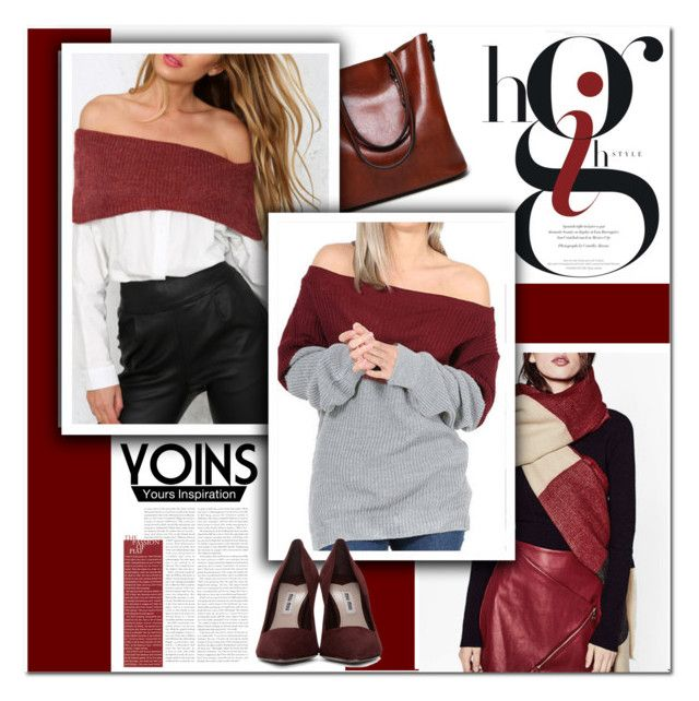 """""""Yoins9"""" by angel-a-m on Polyvore featuring Miu Miu"""