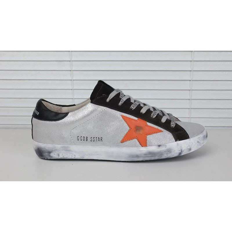 b2881d23a11a Golden Goose Deluxe Brand Superstar Outlet Italy Orange