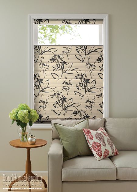 Top Down Bottom Up Roman Shades Roller And Roman Shades