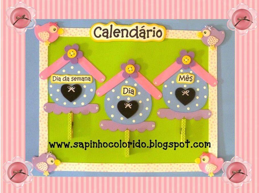 17 mejores ideas sobre Calendario Jardín De Infantes en Pinterest ...