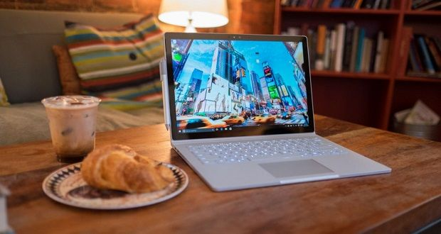 بررسی سرفیس بوک مایکروسافت لپ تاپ هیبریدی قدرتمند از غول ردموند تکراتو Microsoft Surface Book Microsoft Surface Microsoft