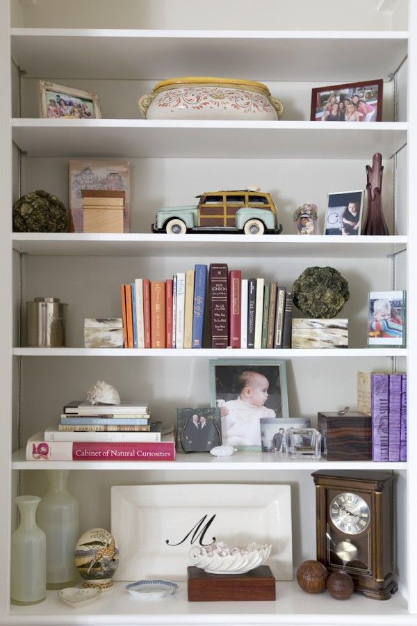 Style At Home Jennifer Margolin Of Red Sole Diary Repisas