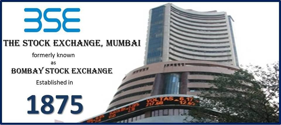 BSE BombayStockExchange Mumbai India's