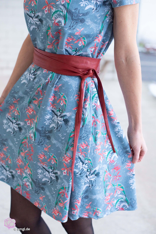 Freebook Lycka für das perfekte Frühlingskleid!  Kostenloses