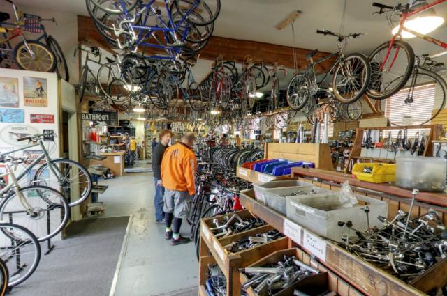 41 Recycled Cycles Seattle Wash Bike Shop Cool Bikes Bike