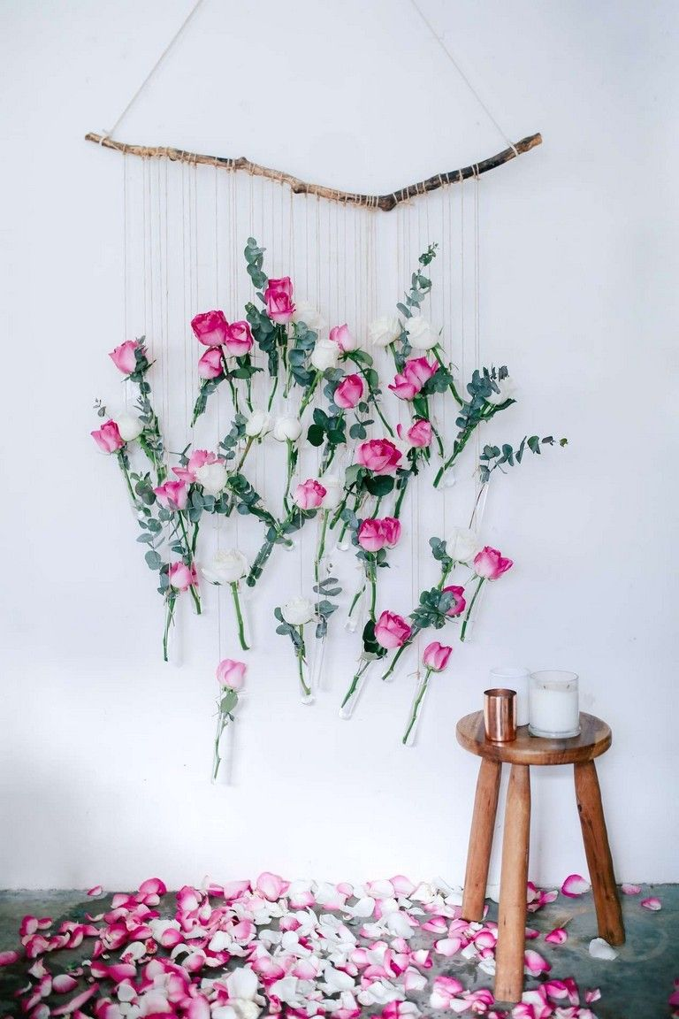 90 Optimum Decorative Wall Hangings Hanging Flower Wall Diy Photo Wall Hanging Wall Decor