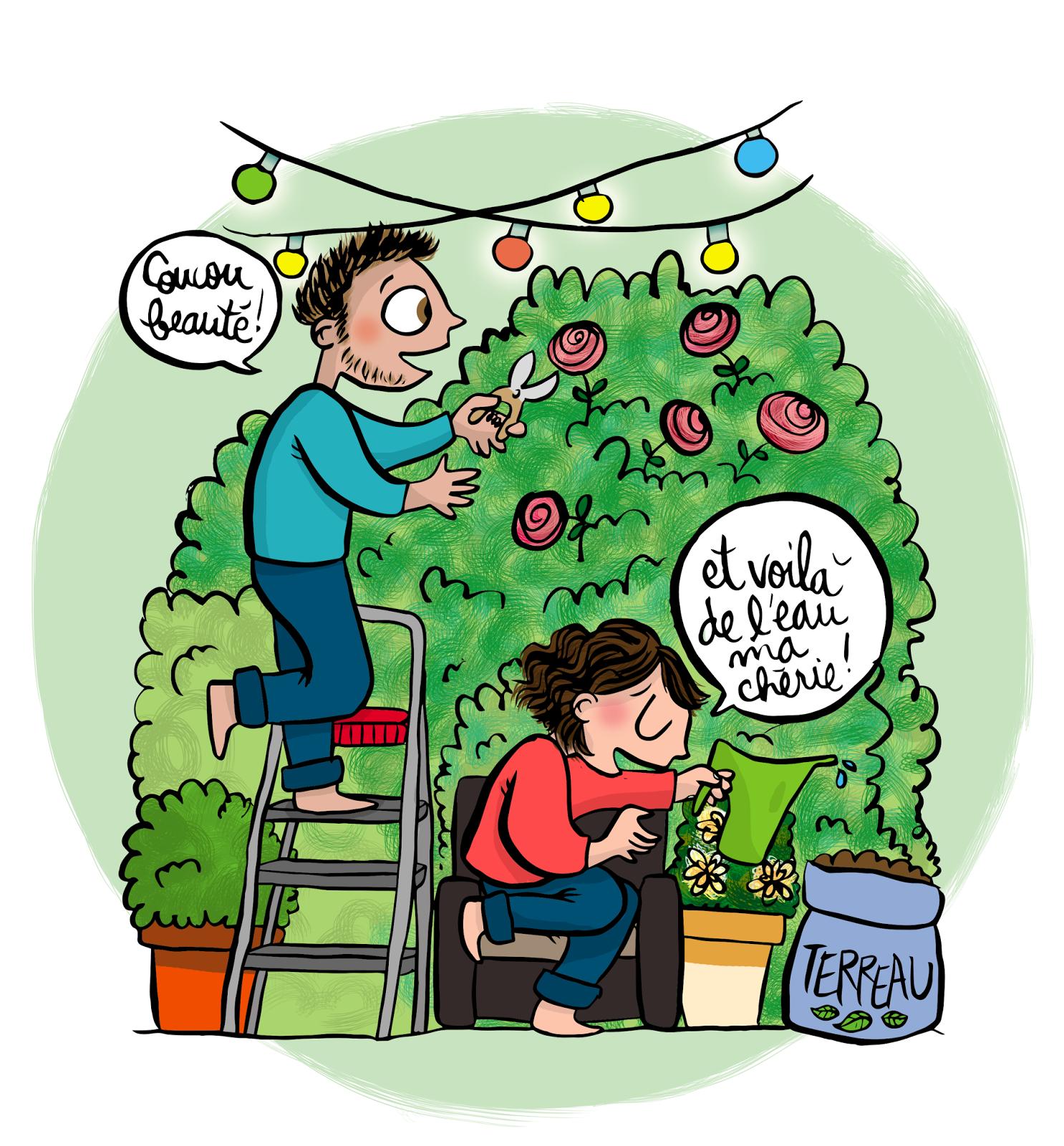 Cdh Passion Vegetal Http Crayondhumeur Blogspot Fr Dessin