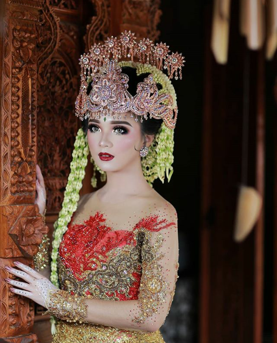 Pin oleh Febiwee di Dream wedding Pernikahan, Pengantin