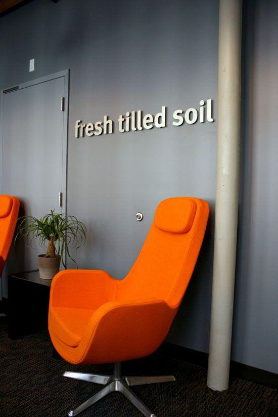 Office Showcase Inspiring Web Design Agency Grey Office Decor