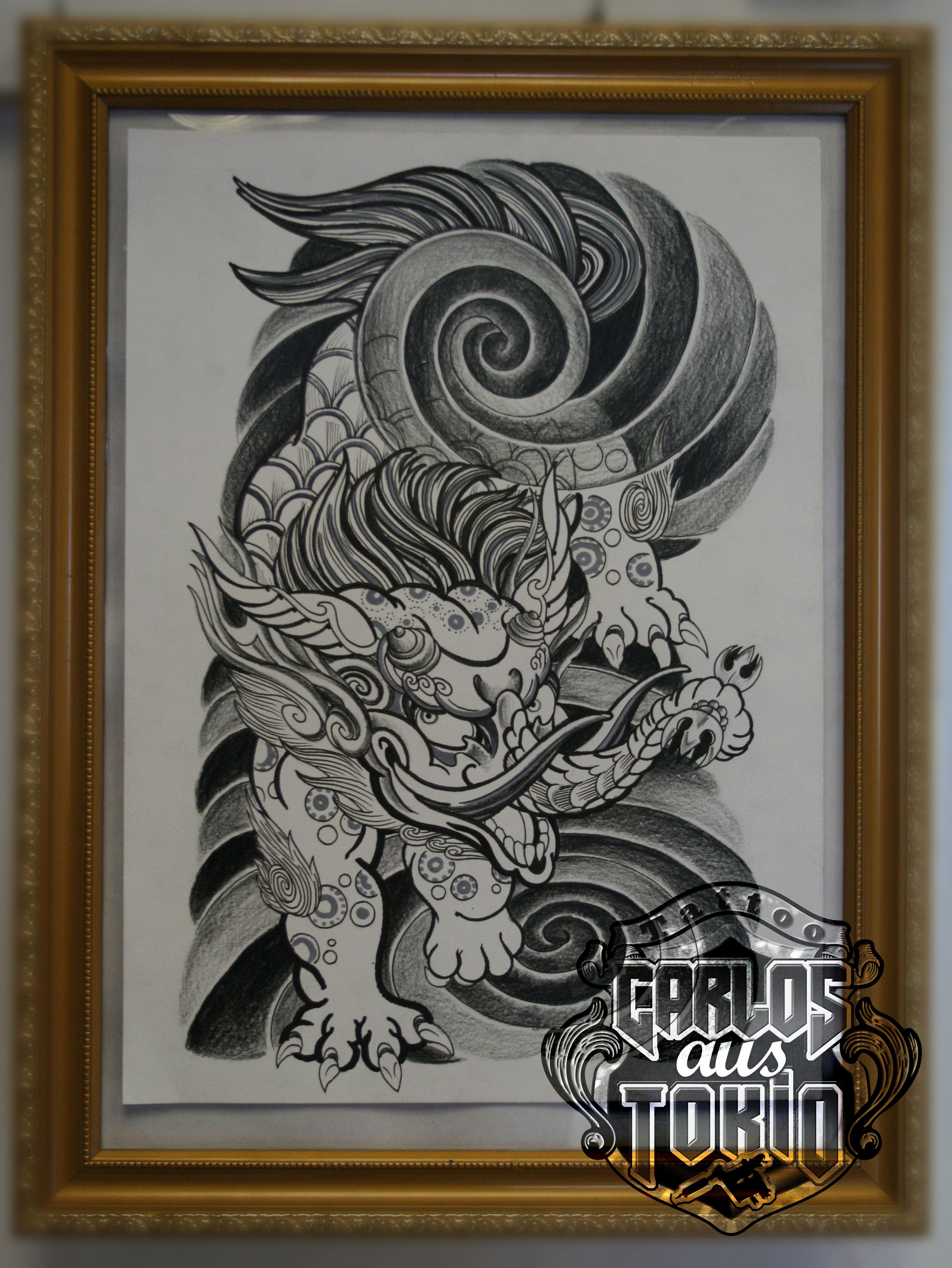 Pin By Michelle Thomsen On Tattoos Japanese Mythical Creatures Japanese Tattoo Japanese Sleeve Tattoos