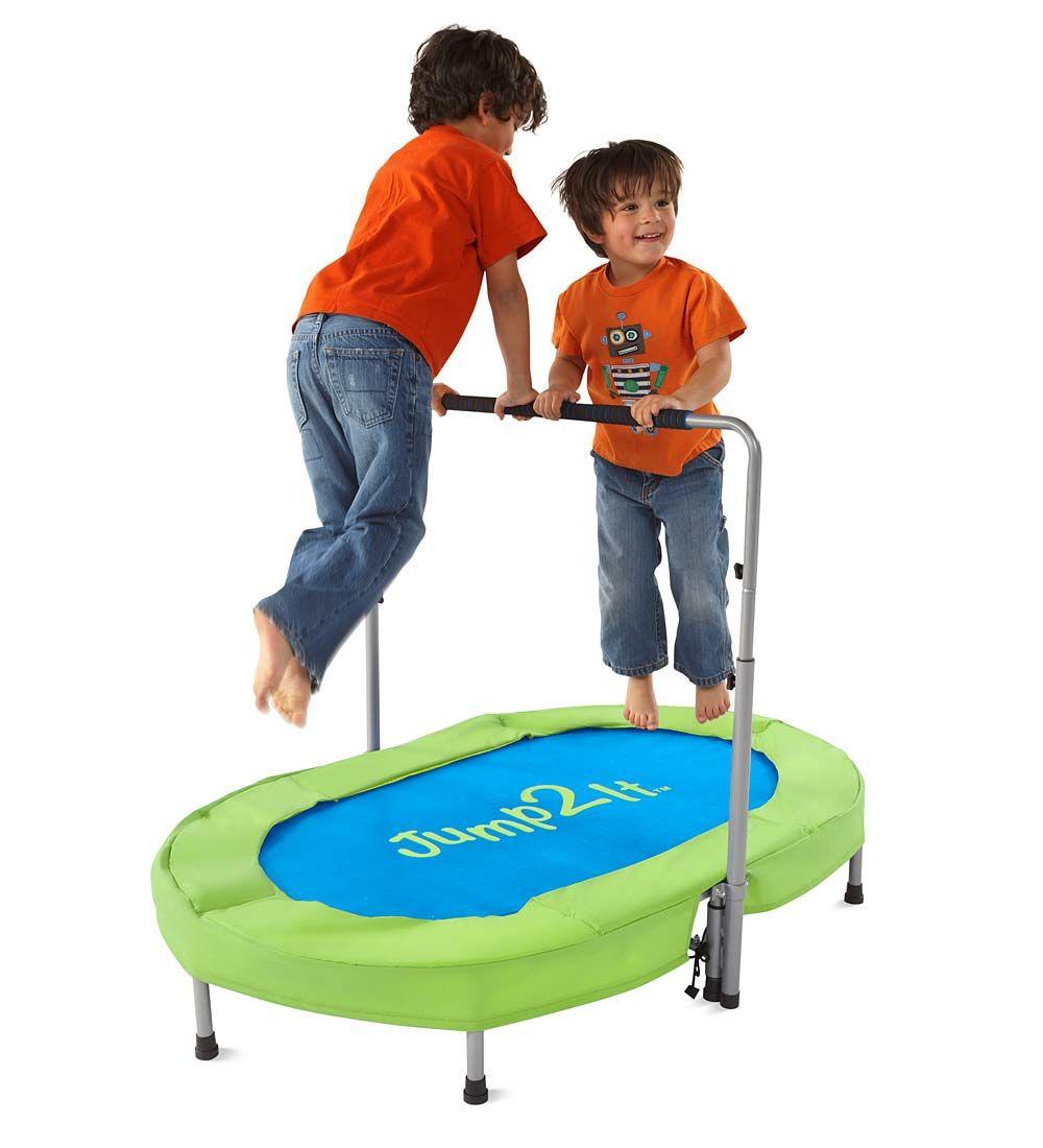 Jump2It Trampoline Indoor Active Toys HearthSong