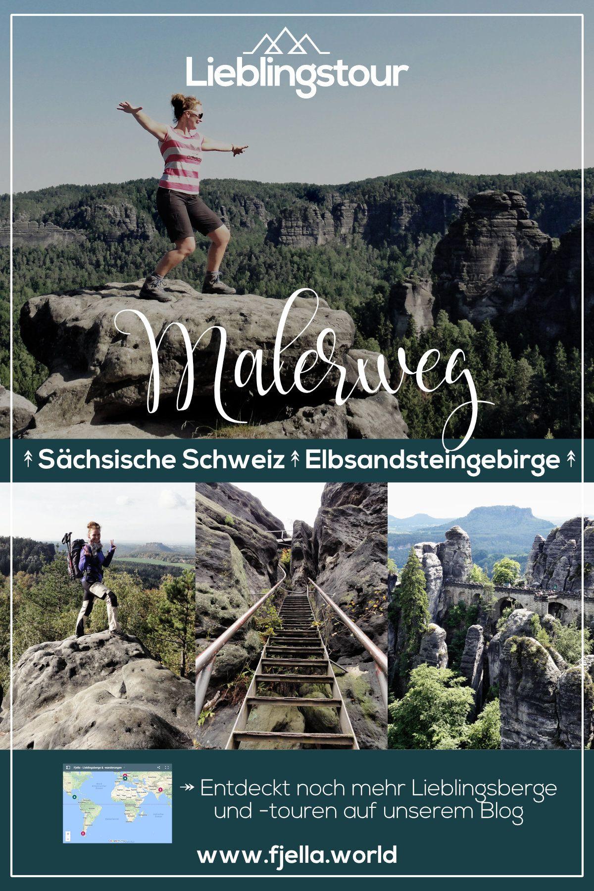 Lieblingstour Malerweg In Der Sachsischen Schweiz Traveler