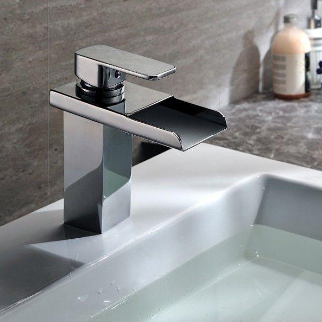 Br Body Led Bathroom Sink Faucet