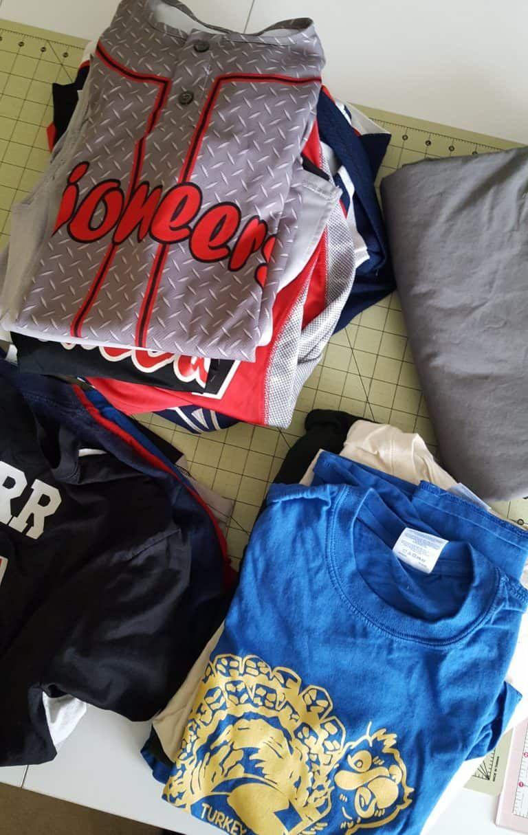 How to make a memory tshirt quilt jmb handmade shirt