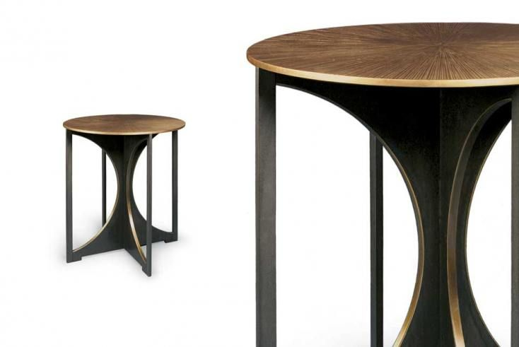 Endtables 027 Tuell Reynolds Catalina End Table Table Furniture Furniture Side Tables Side Coffee Table