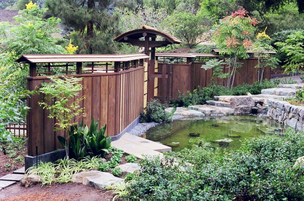 A Beautiful Japanese Style Garden Landscape Design In San Diego And Koi  Pond With Japanese Garden Photos And Pictures.