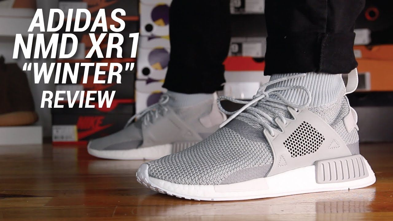 adidas nmd xr1 winter review | Adidas
