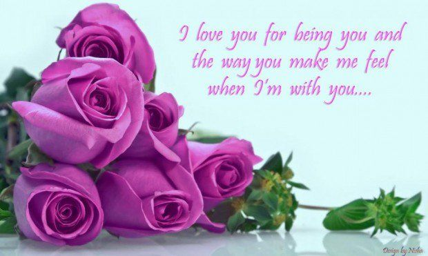 Friendship Quotes Purple Rose Flowers With Popular Quote About