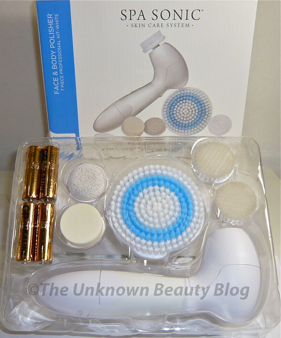 Spa Sonic Skin Care System More Skin Care Info At Www Roacutane Org