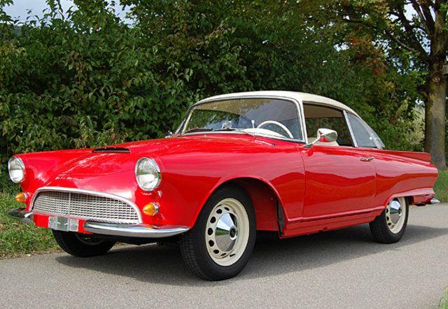 1961 auto union dkw 1000 sp coup auto union rare autos. Black Bedroom Furniture Sets. Home Design Ideas