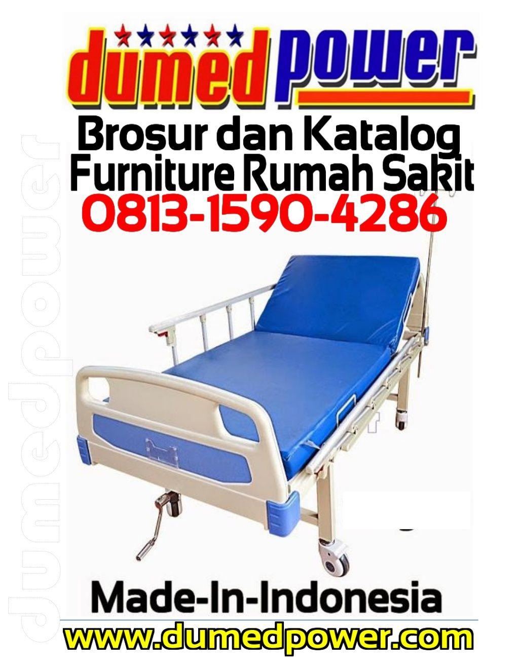 Jual Tempat Tidur Pasien Ranjang Rumah Sakit Murah by