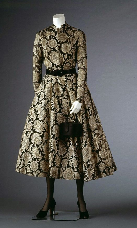 5f1d95ea4df Christian Dior Cocktail Dress Created  1948 Christian Dior (founder ...