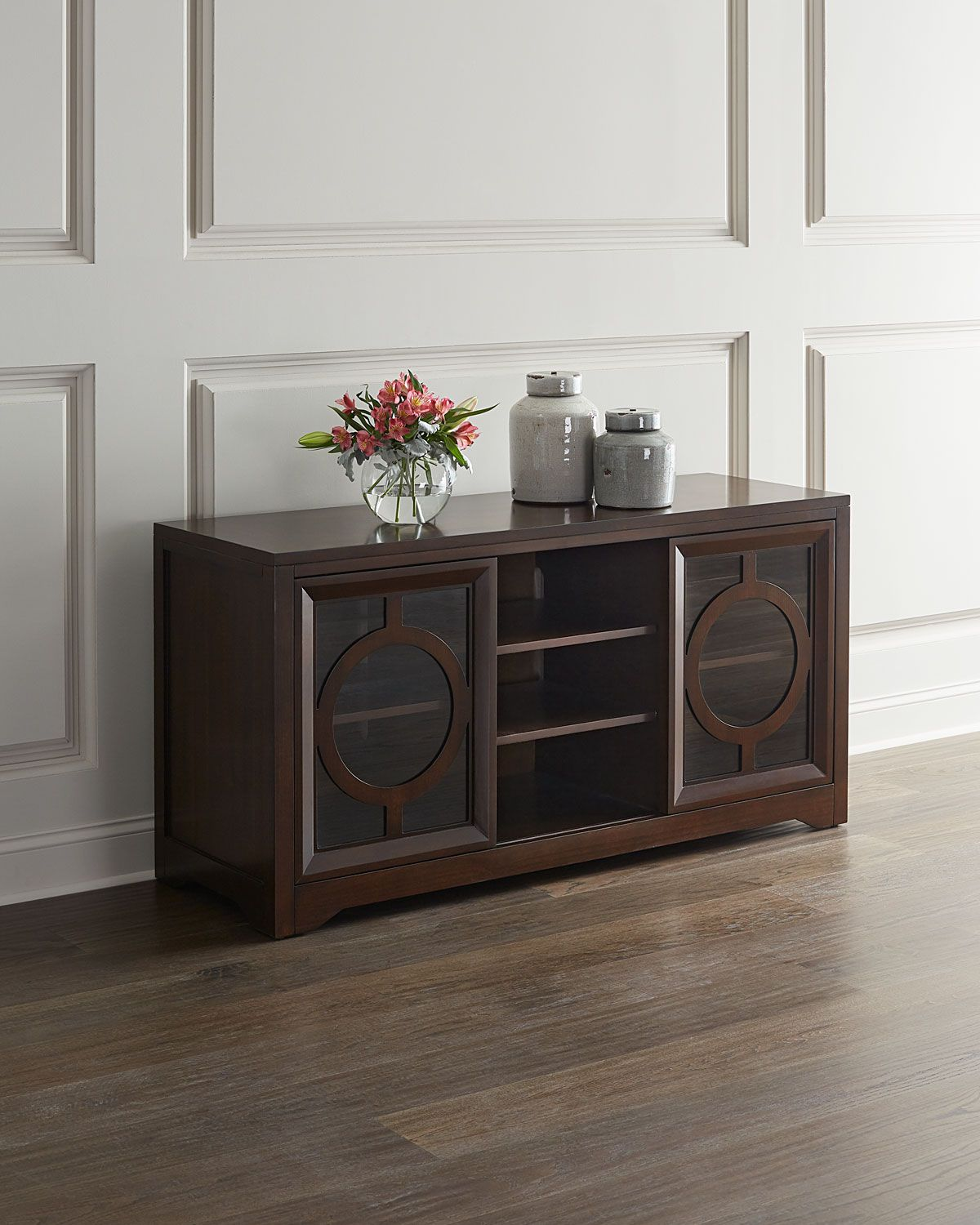 Edison Entertainment Console in 2019 TV Console Hooker