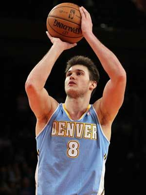 The Hottest Guys Of The Nba Basketball Players Hot Denver Nuggets Love And Basketball