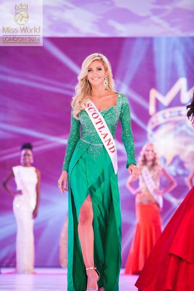 Vistoso Vestido De La Dama De Honor Verde De Kelly Embellecimiento ...