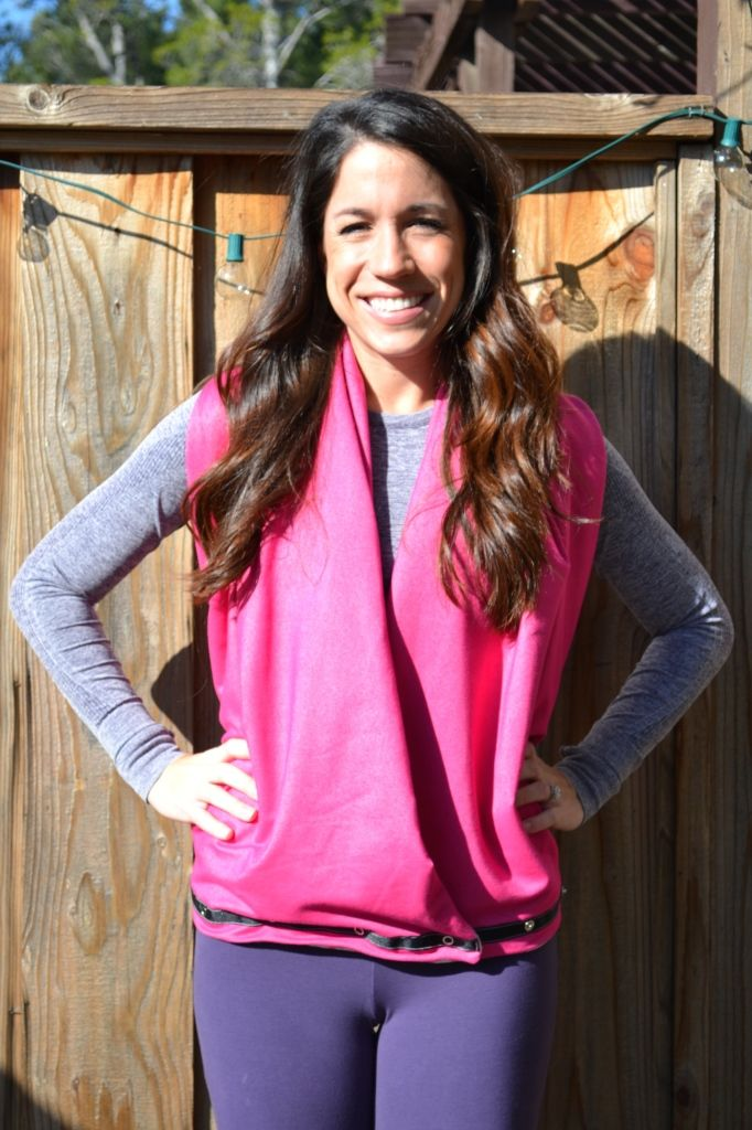 Vinyasa Yoga Scarf! Full step by step tutorial. Coolest piece of clothing I own.