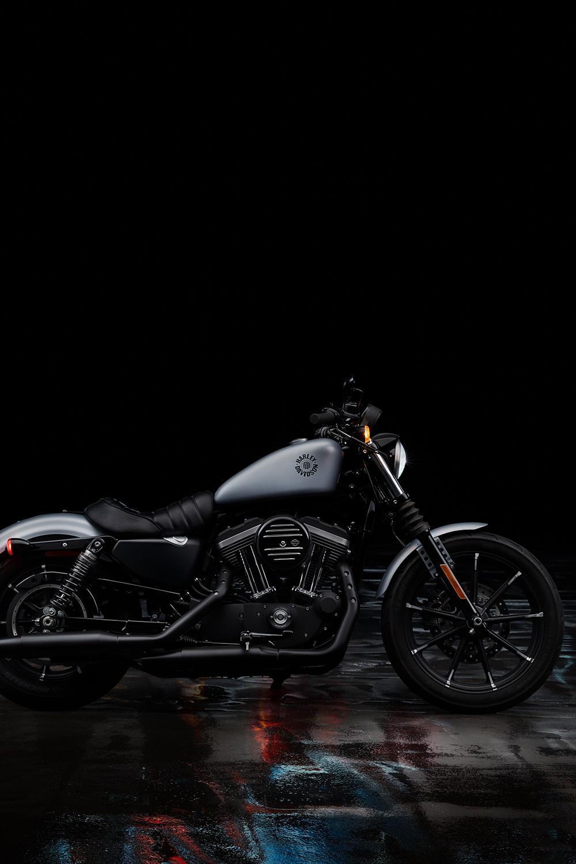 2020 Iron 883 Harley Davidson Motorcycles Sportster Harley Bikes Harley Davidson Dark Custom
