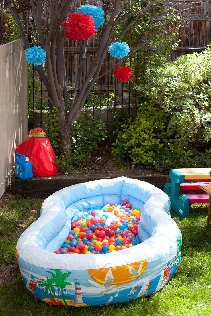 Backyard Birthday Party Ideas For Kids Image result for toddler backyard birthday party ideas