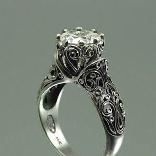 Vintage Wedding Ring 1831