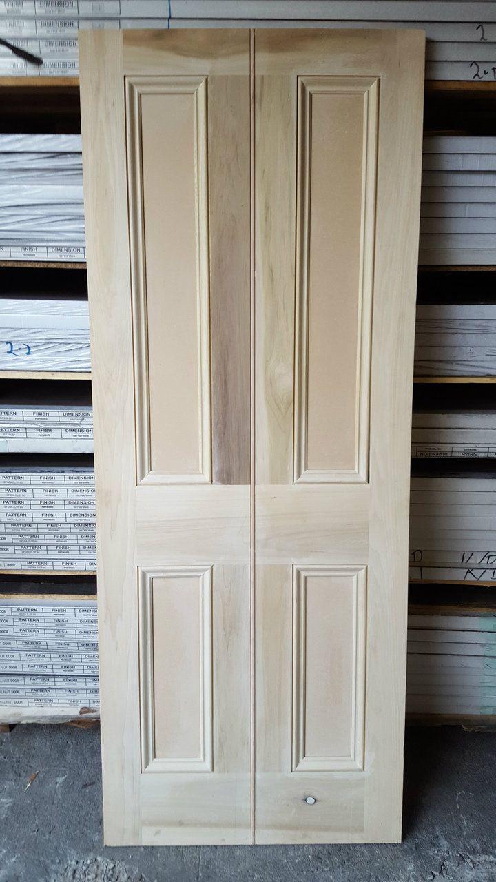 4 panel solid door - Mac's Warehouse Dublin