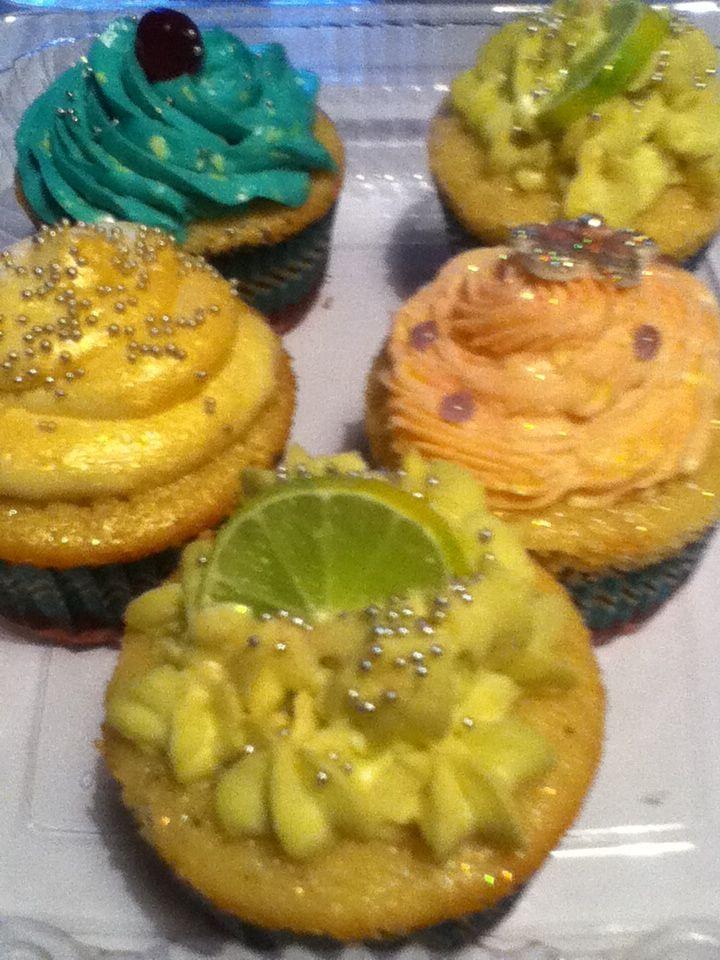 """""""Por que el placer y el buen gusto se demuestra en el paladar"""" Cupcakes gourmet $40 c/u"""