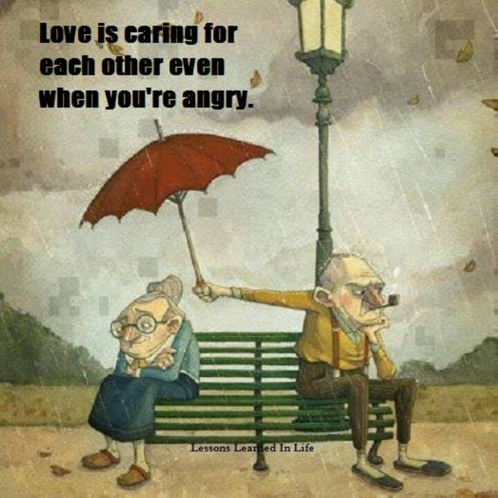 Old Couple Love Funny Quotes Words Sayings