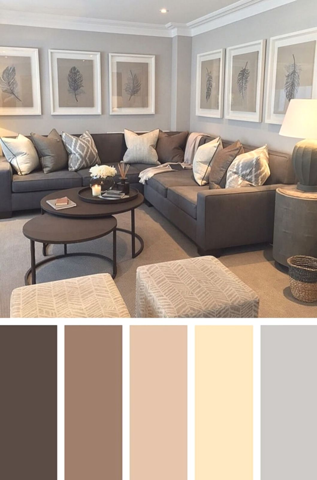 Small Living Room Designs Living Room Color Schemes Grey And