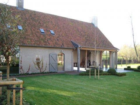 Mini afdak voor buiten huizen exterieur pinterest huizen boerderij en landelijk wonen - Huis exterieur picture ...