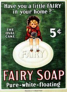 Art – Poster – Advertisement – Fairy Soap | Vintage Printable