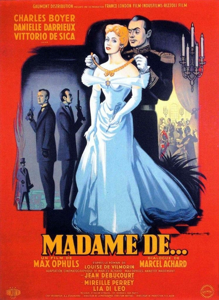 the earrings of madame de 1953
