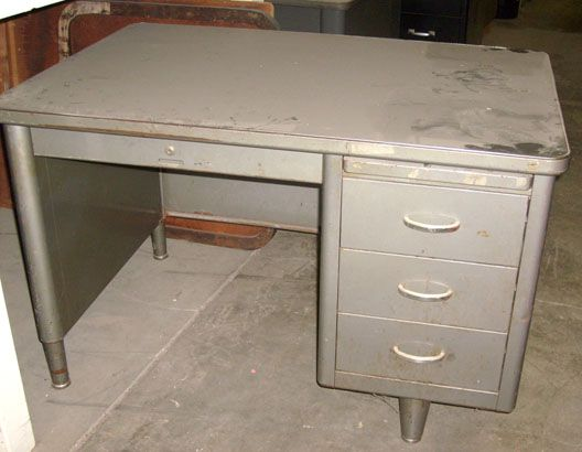 Brilliant Metal Office Desk All About Props Office Furniture For Rent As  Props