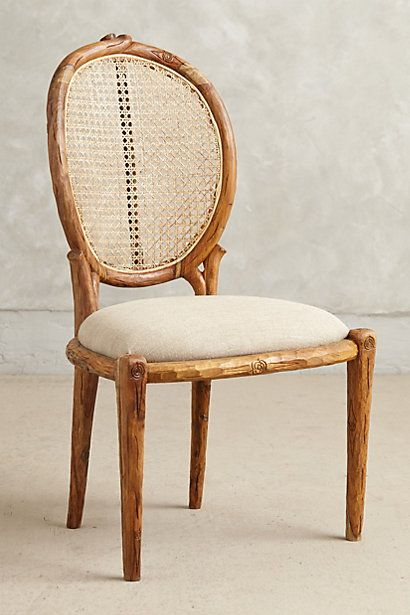 Armless Cane Back Dining Chair Dining Chairs Anthropologie Furniture Contemporary Dining Chairs
