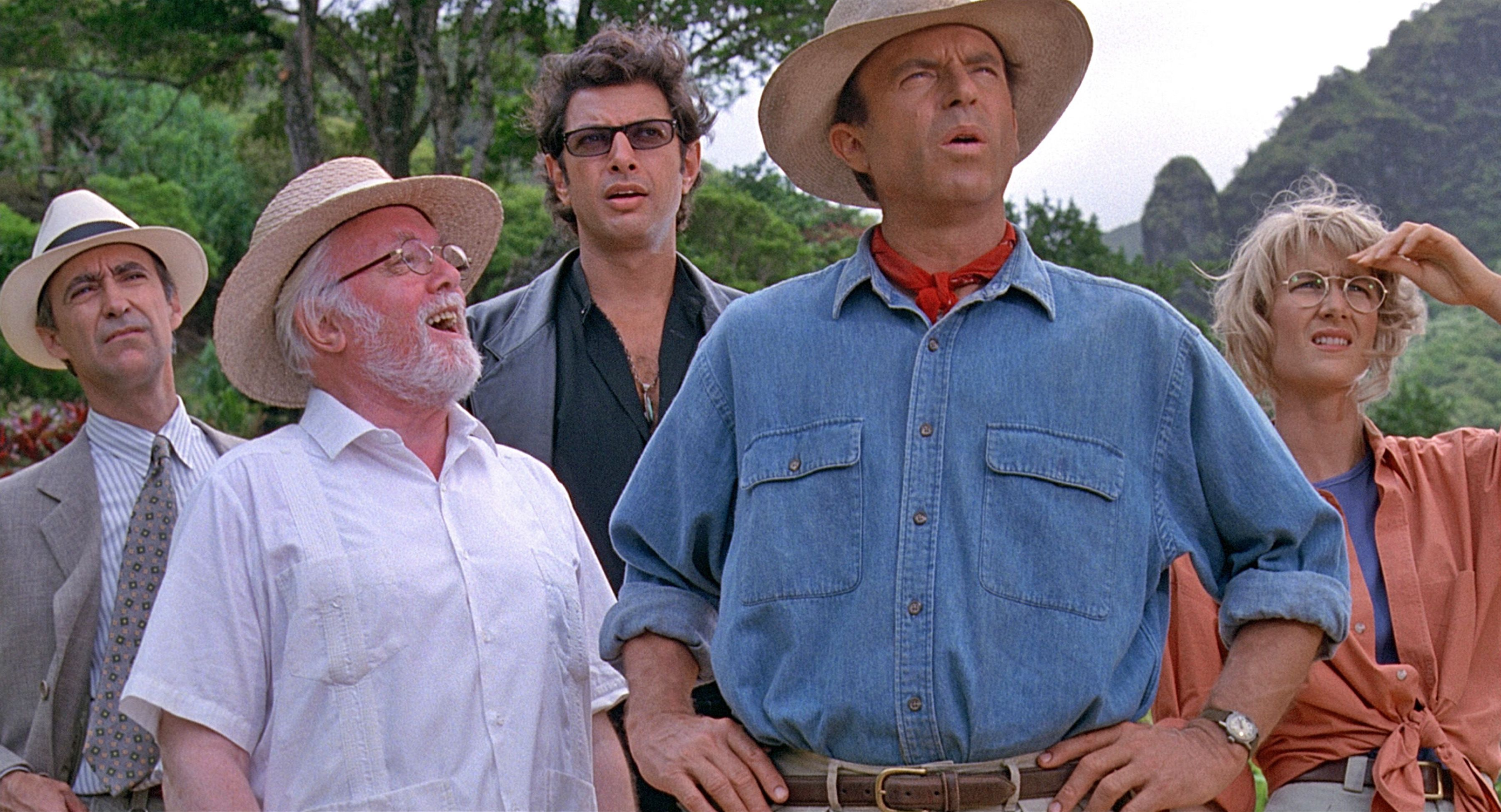 """Jurassic Park"" cast Where are they now? Jurassic park"