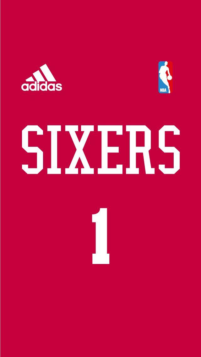 a70b439fc Philadelphia 76ers Camisa De Basquete