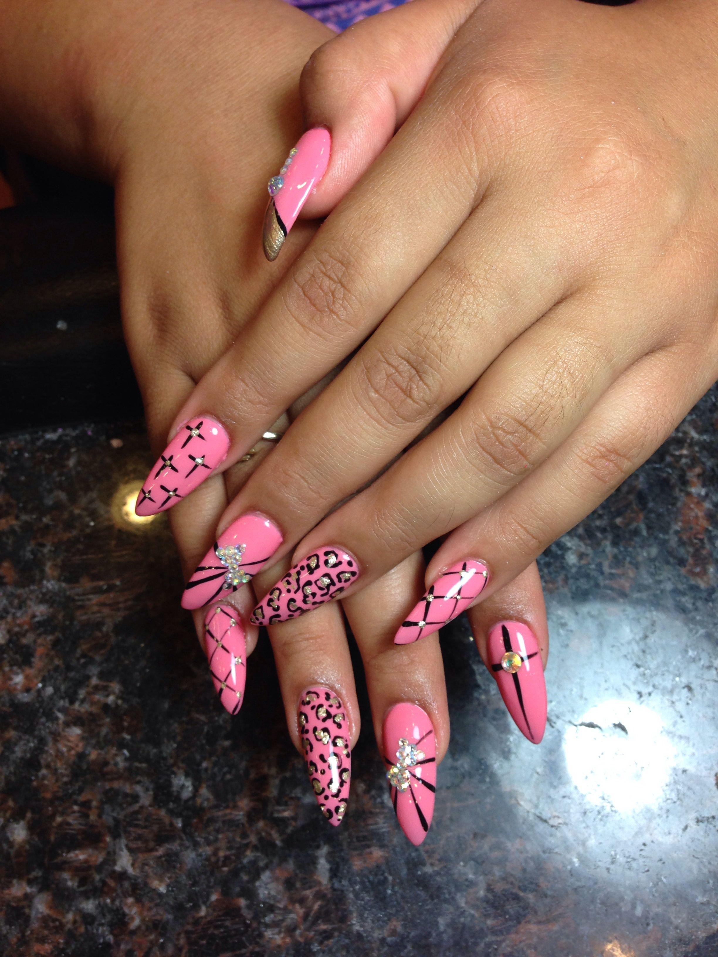 Capital Nails : capital, nails, Capital, Nails, Design, Nails,, Designs,