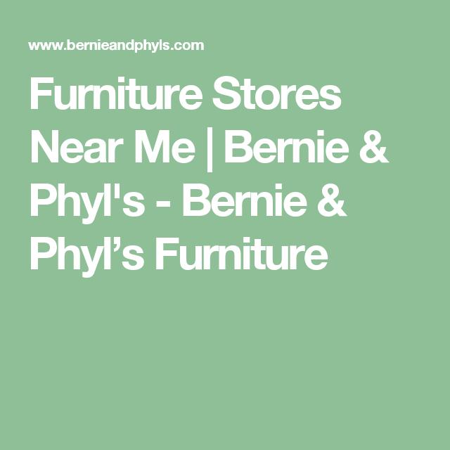 Bernie & Phyl's - Bernie & Phyl