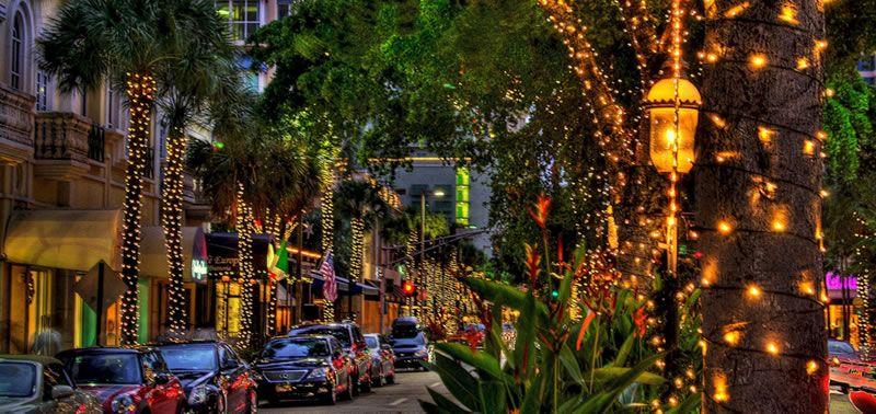 Las Olas Boulevard Fort Lauderdale Port Everglades