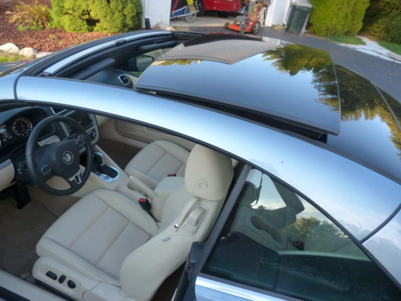 Hardtop Convertible With Moonroof I Ll Take Two Please