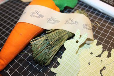 fabric carrot
