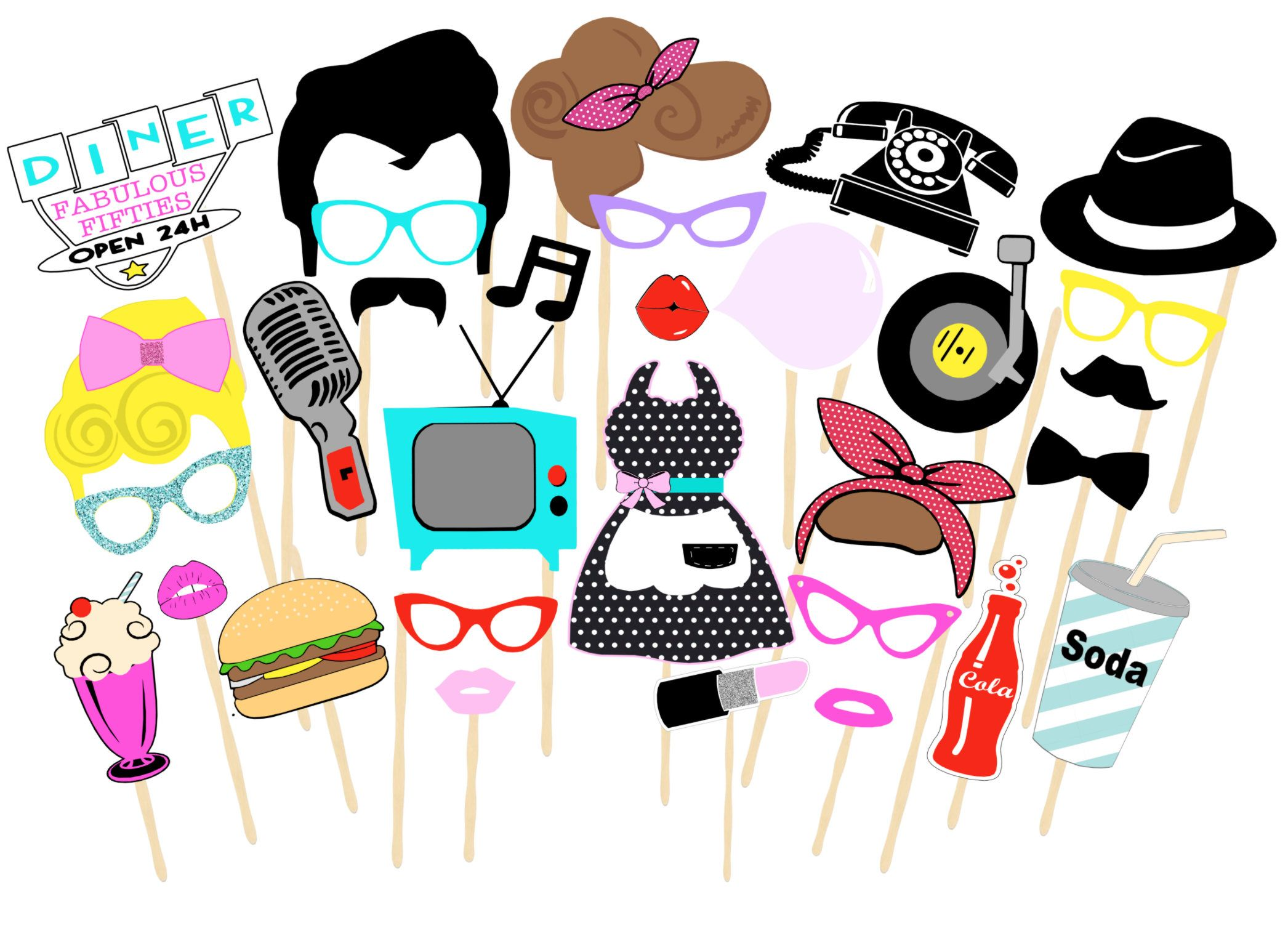 14 Sock Hop Ideas Sock Hop Sock Hop Party 50s Theme Parties